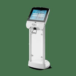 Qmatic Intro 17 Self Service Kiosk