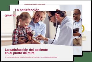 la satisfacción del paciente en el punto de mira