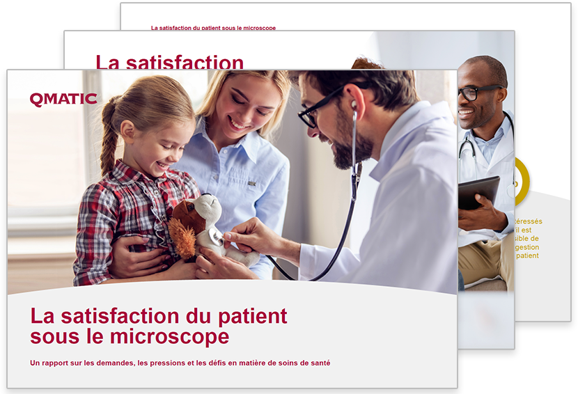 la satisfaction du patient sous le microscope