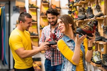 Retail Queue Management