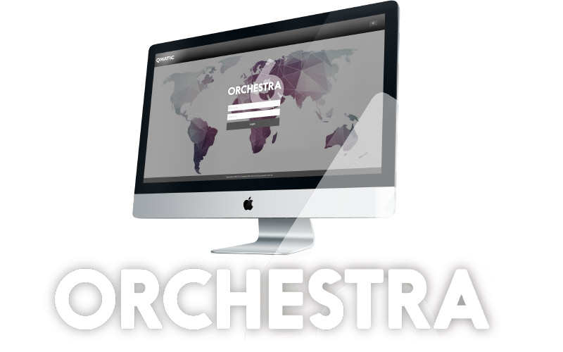orchestra 6 qmatic plataforma software customer experience
