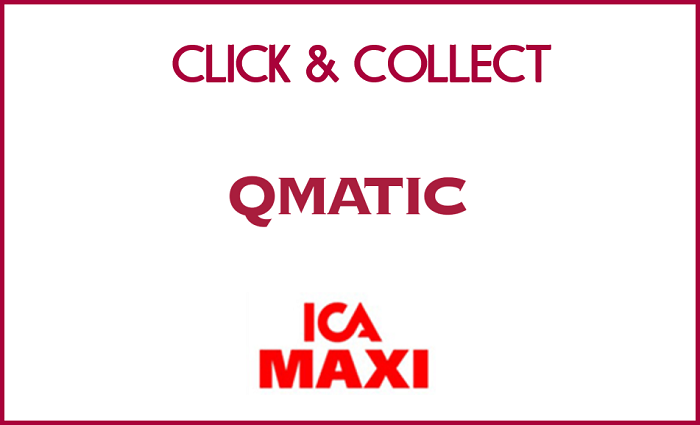 Click and Collect by Qmatic