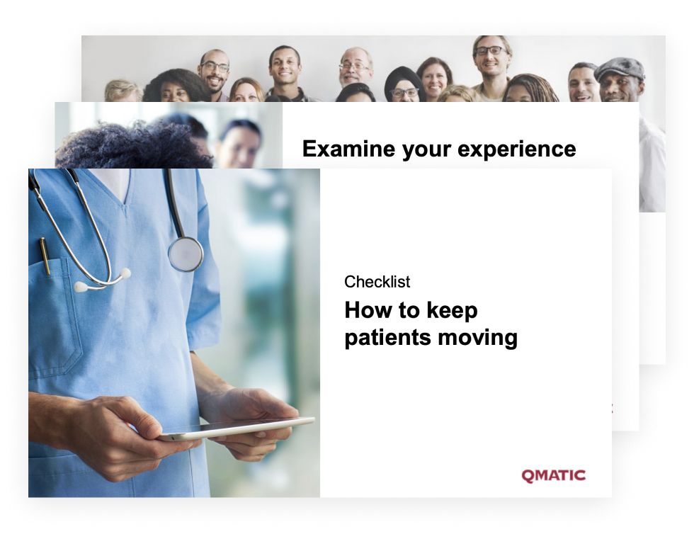How to keep patients moving