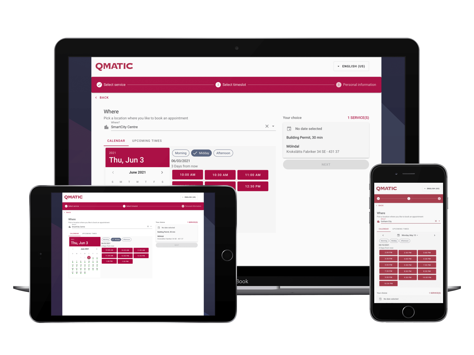 Qmatic-smart-appointment-scheduling-system